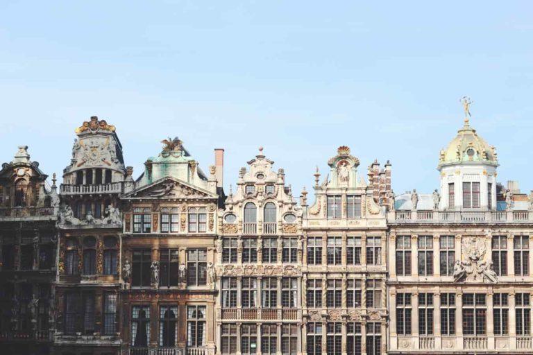 Guide pour visiter Bruxelles