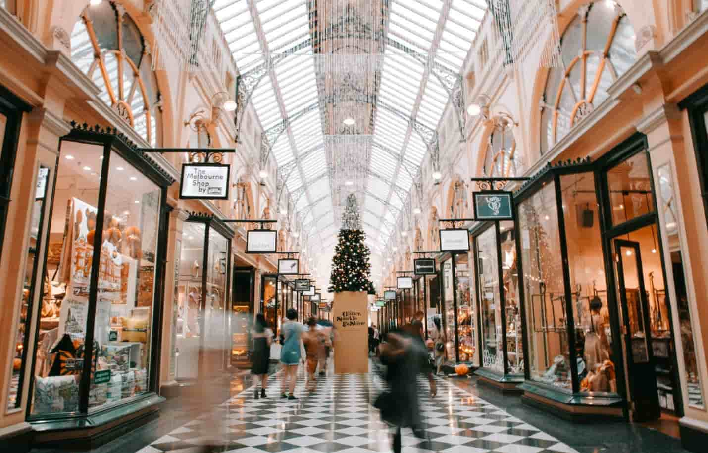 Faire du shopping à Bruxelles